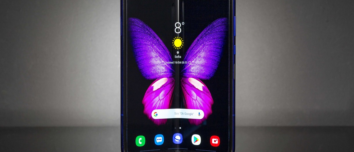 Samsung officially relaunches the Galaxy Fold with improved design and construction