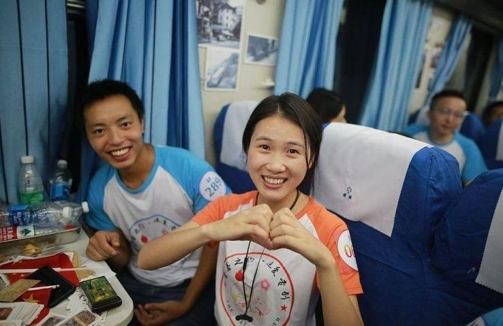 China's Love Train Is All Set To Hitch A 1000 Single People