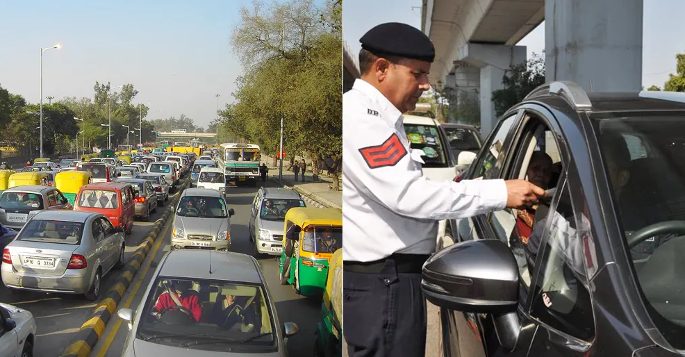 No More Settling Of Challans On Road