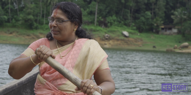 Meet the teacher who walks, rows, and treks her way to instruct tribal children in a Kerala school