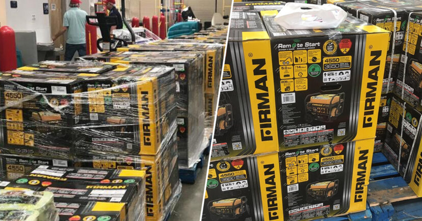 Florida Man Buys 100 Generators For The Bahamas After Hurricane Dorian