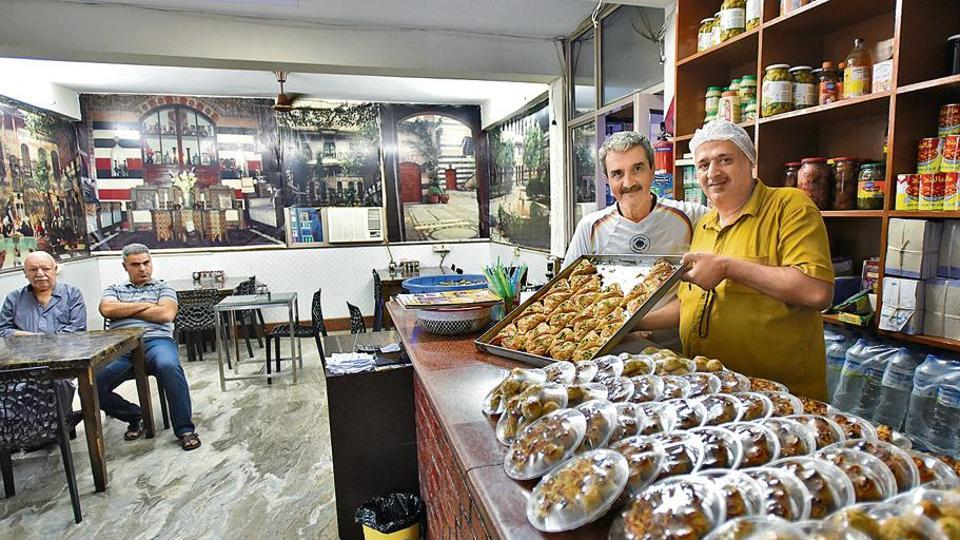 Ahlan wa sahlan: Welcome to south Delhi's Arab corner