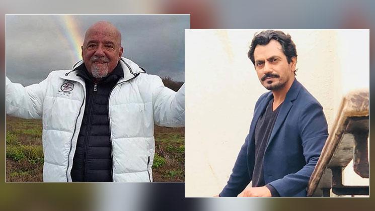 Nawazuddin Siddiqui Thanks Author Paulo Coelho For Appreciation Post: