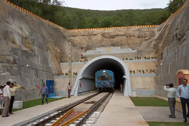 Indian Railways longest electrified tunnel helps save up to Rs 7.5L per rake – a game-changing project; watch