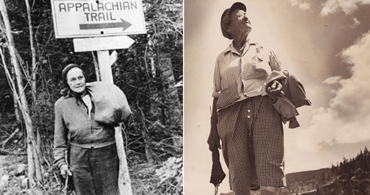 Grandma Gatewood: The Celebrated Woman Who made History Hiking the 2,050-mile Appalachian Trail Three Times in Her Old Age