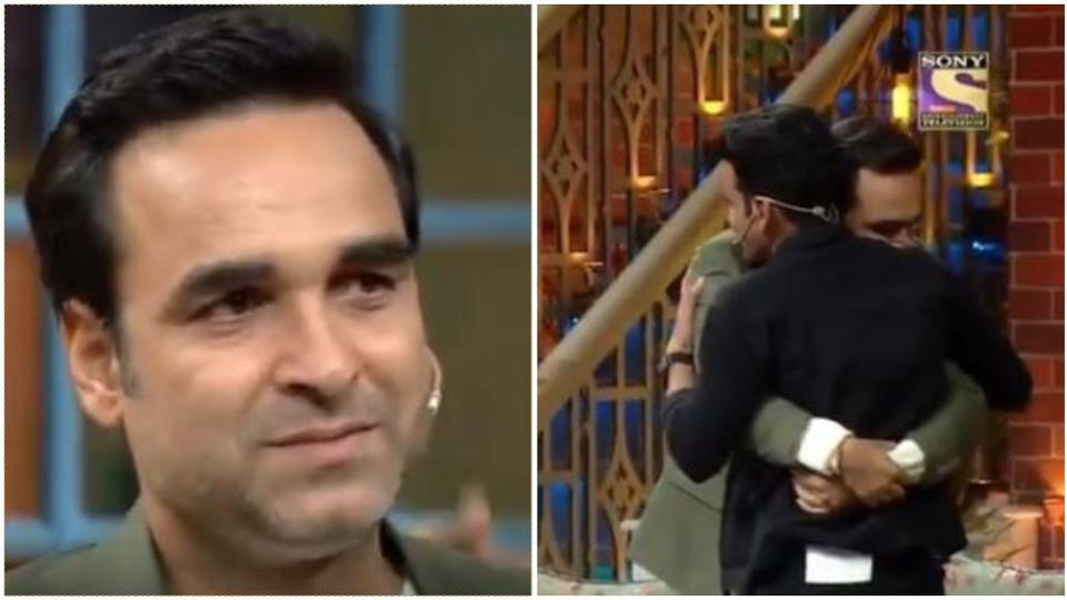 Pankaj Tripathi tears up talking about his love for Manoj Bajpayee, says he took his slippers from a hotel