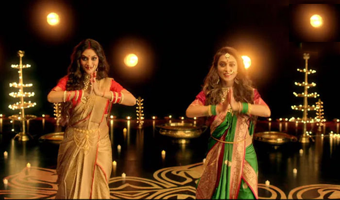 MPs Nusrat Jahan And Mimi Chakraborty