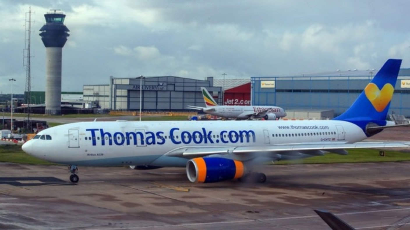178-year-old tour company Thomas Cook collapses, 1.5 lakh Britishers stranded abroad