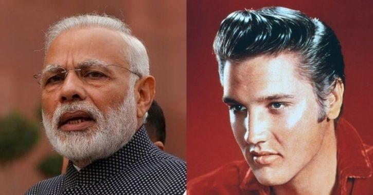 Trump Compared PM Modi To The Rockstar Elvis Presley, Most Indians Don
