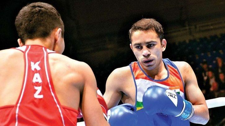 7 Interesting Facts About Amit Phangal, The First Indian Male Boxer To Win Silver At Worlds