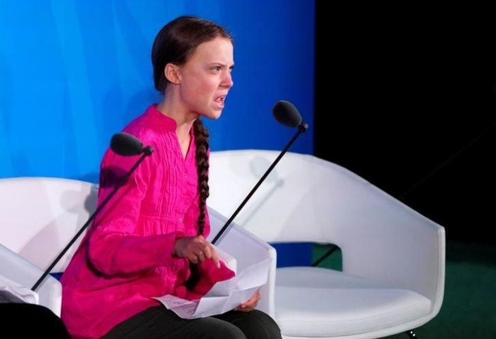 Teen Activist Greta Thunberg Awarded