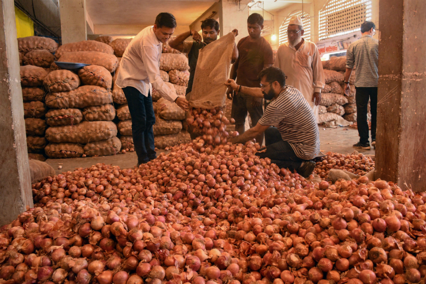 India Banned Onion Exports. Now Asia is Dealing With Eye-watering Prices