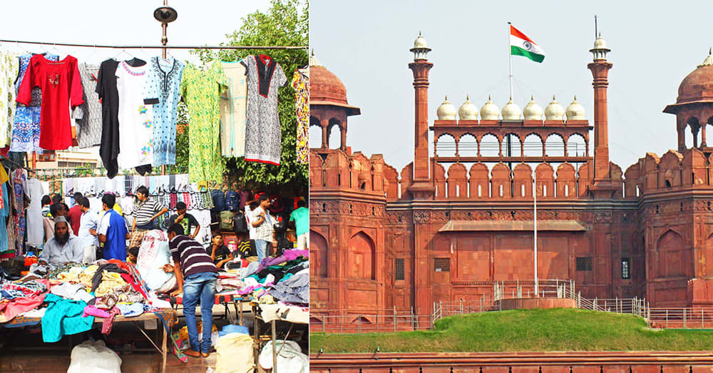 The Notoriously Famous Chor Bazaar Might Be Shifted From Subhash Park, Red Fort