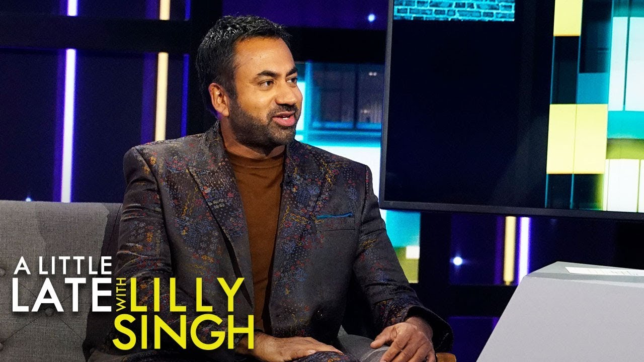Kal Penn tells Lilly Singh why he doesn't eat at Indian restaurants: 'Our people lie'