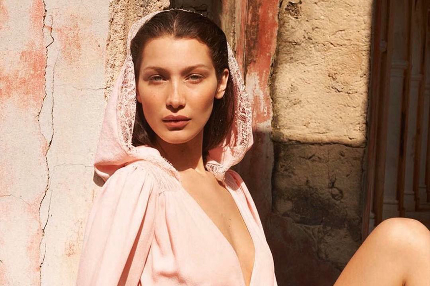 Supermodel Bella Hadid is World