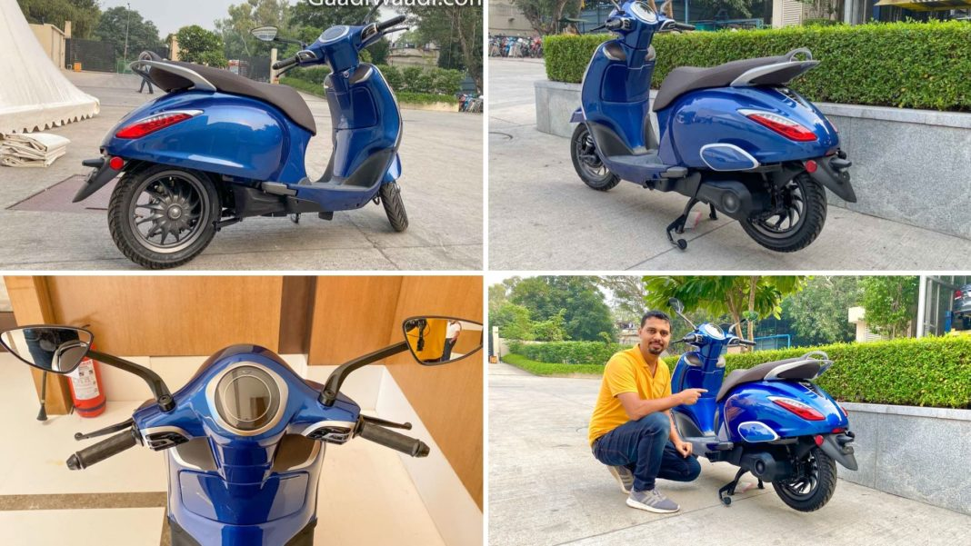 New Bajaj Chetak Electric Unveiled – 7 Things You Should Know