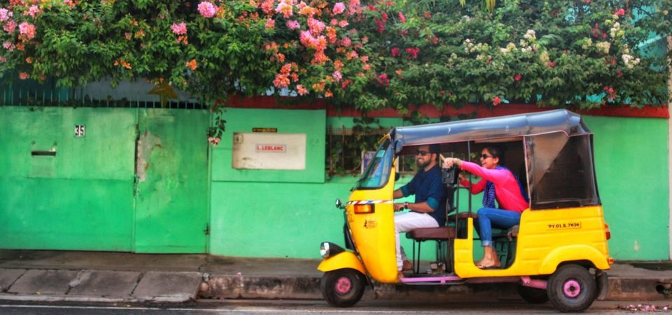 Pondicherry: A bit of France in South India | TheTravellerlens