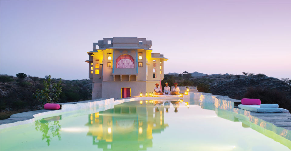 With A Private Pool In Every Cottage, This Hidden Resort In Rajasthan Is Basically Heaven On Earth!