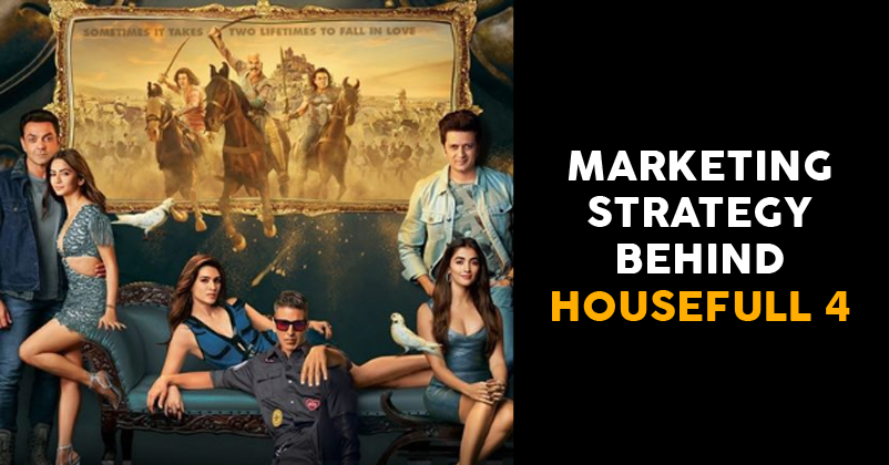 Here Is A Complete Marketing Strategy Timeline Of Housefull 4.