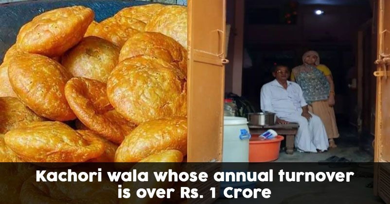 "Meet The Millionaire ""Kachori"" Wala Who Has Become A Case Study For GST Department"