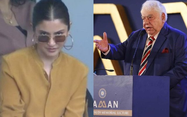 'For the record, I drink coffee' – Anushka Sharma lashes out at Farokh Engineer's claim of selectors serving her tea