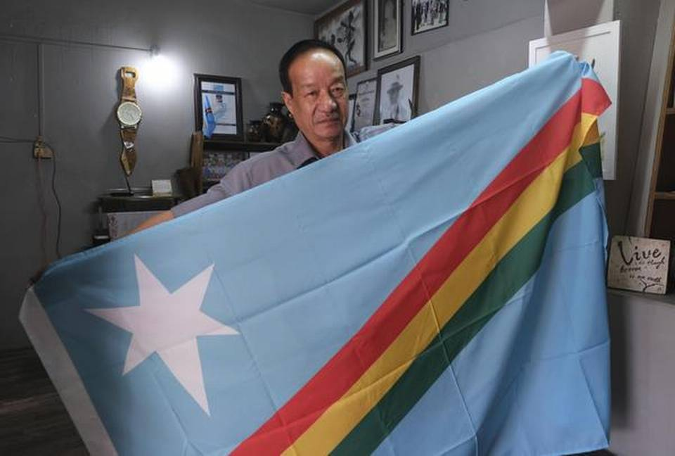 Naga groups pushing for separate flag: Nagaland Deputy Chief Minister
