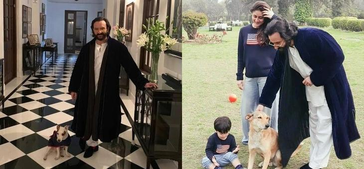 Saif Ali Khan Says He Earned Back Pataudi Palace Through Money Made From Films