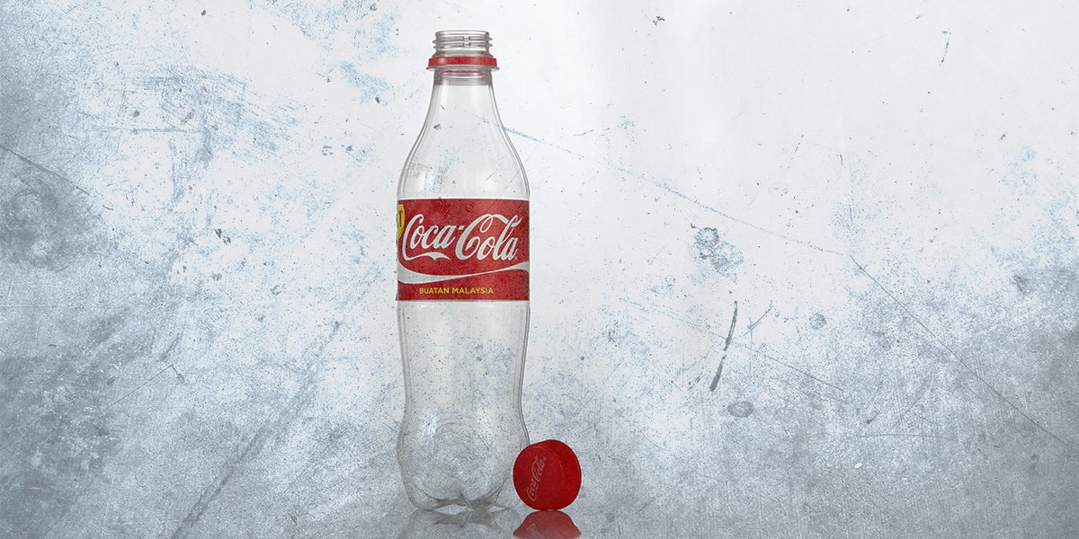 For The Second Year In A Row Coca Cola Named The Worst Plastic Polluter In The World