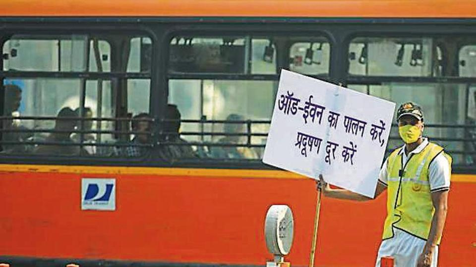 Odd-even will get a two-day break on 11 and 12 due to Guru Nanak's 550th birth anniversary