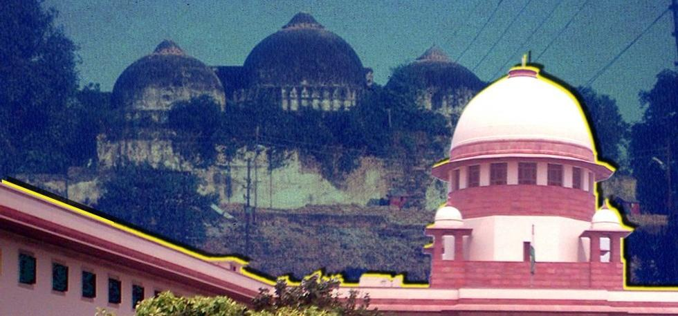 SC Ends Ayodhya Dispute, Temple Will Be Built At Disputed Site. Muslims To Get Alternate Land