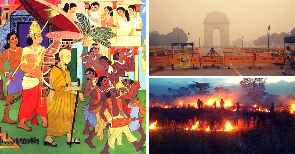 Delhi Smog: Emperor Ashoka Did Something In 3rd Century BC that Our Modern Day Policymakers Can Learn From