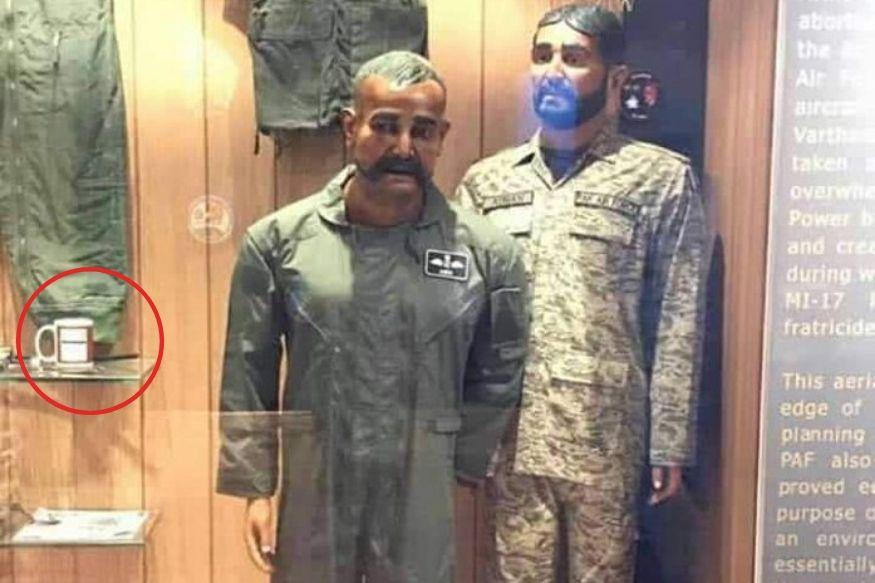 IAF Abhinandan Varthaman