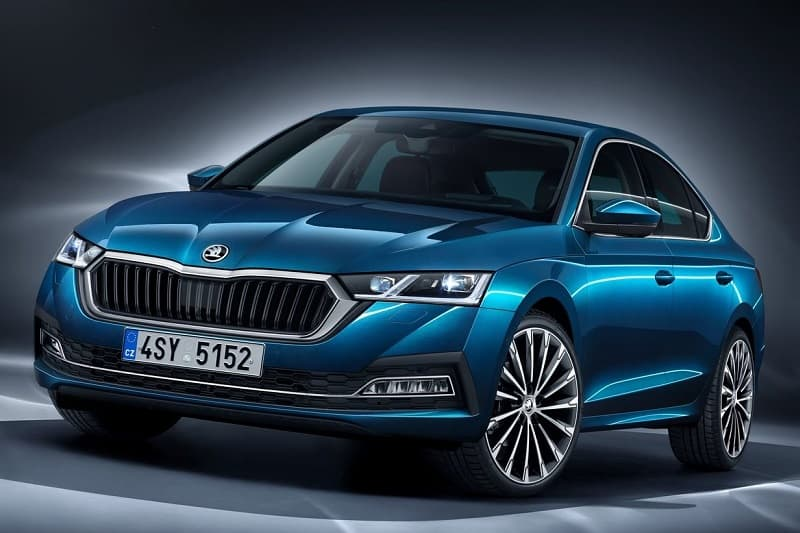 2020 Skoda Octavia unveiled