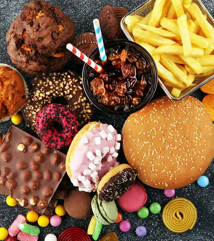 8 Things To Eat When You Are Craving Junk Food