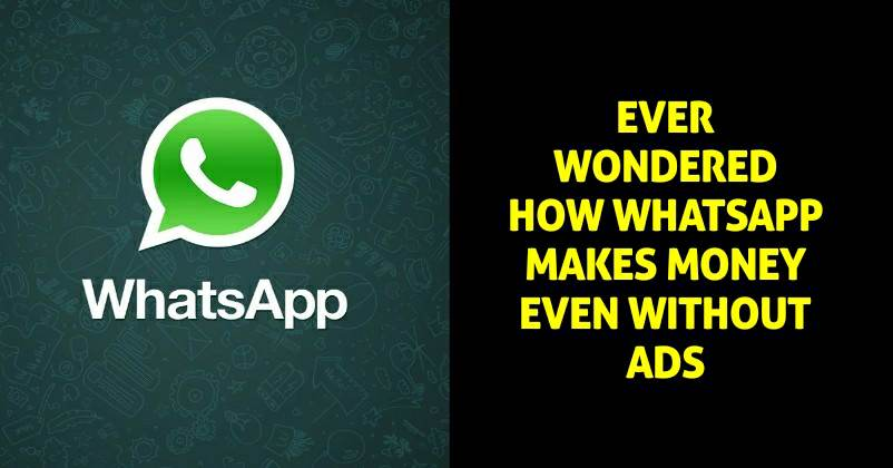 How Free Messaging Apps Like WhatsApp & WeChat Make Money