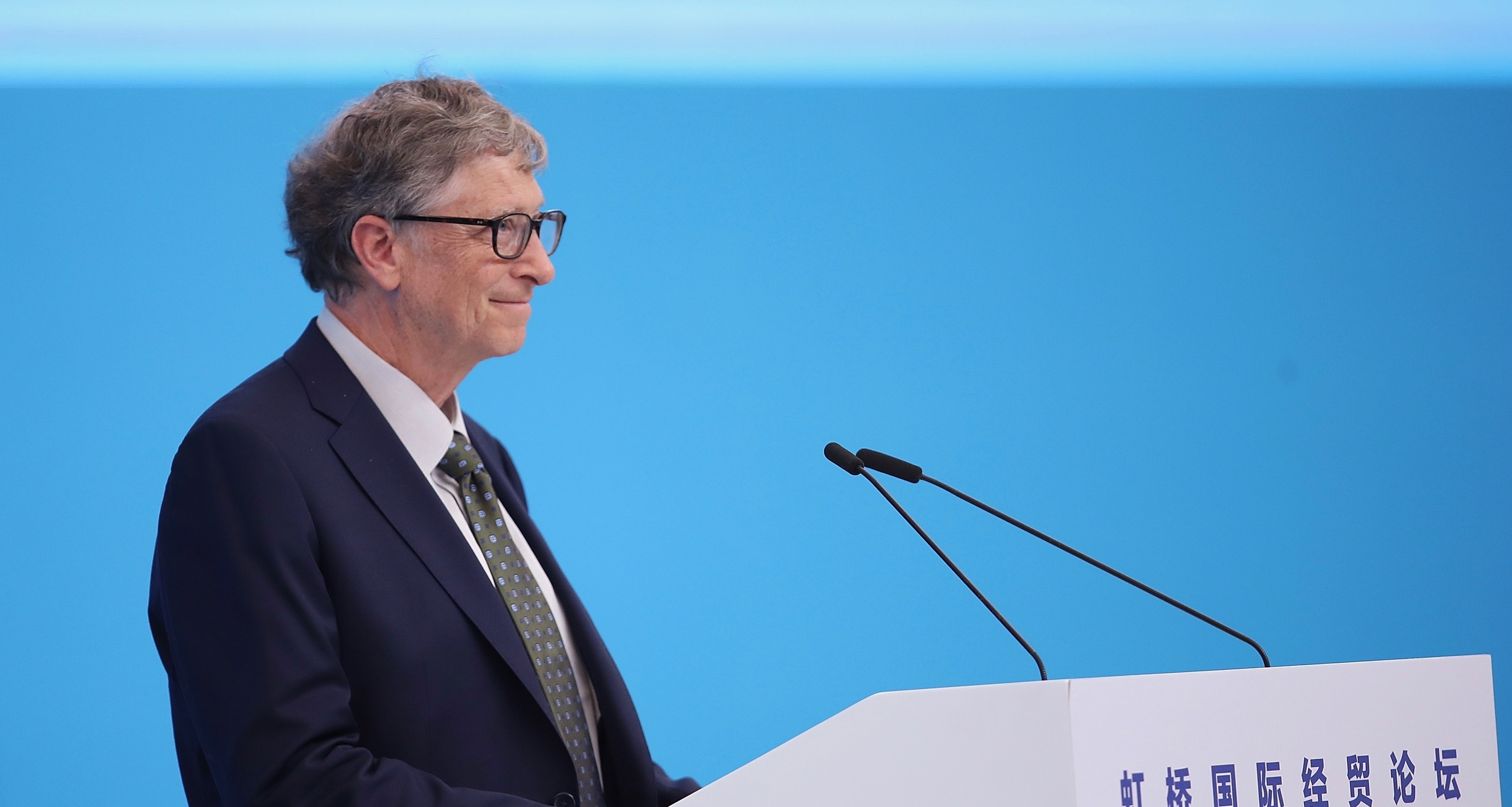 Bill Gates Unveils Toilet That Transforms Waste Into Fertilizer, Doesn