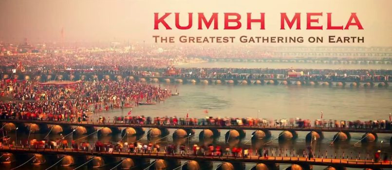 The World's Largest Gathering: Kumbh Mela