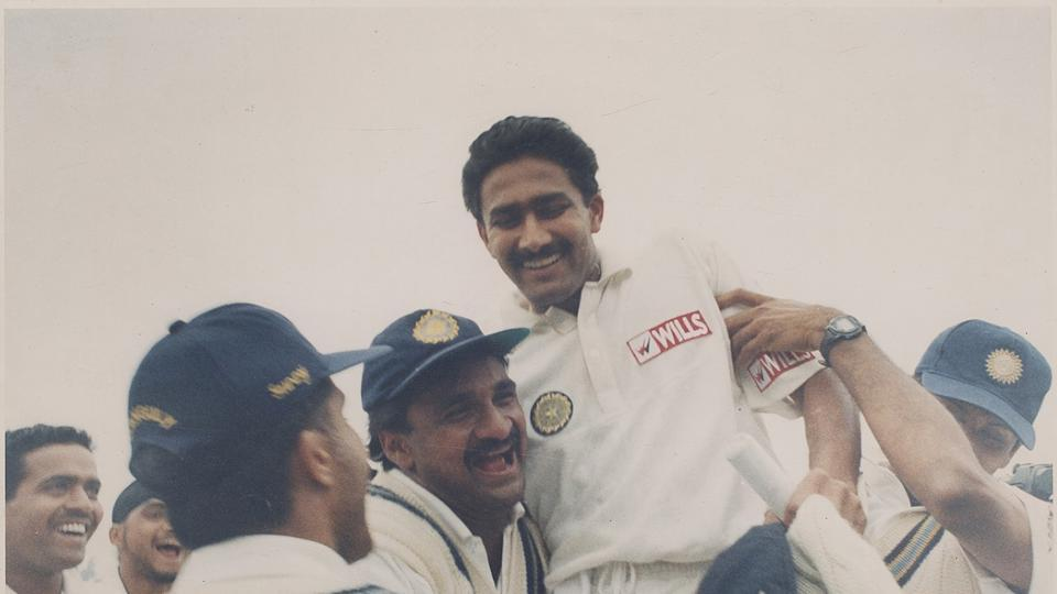 'He was supposed to drop the catch,' Anil Kumble reveals startling details of historic 10-wicket haul against Pakistan