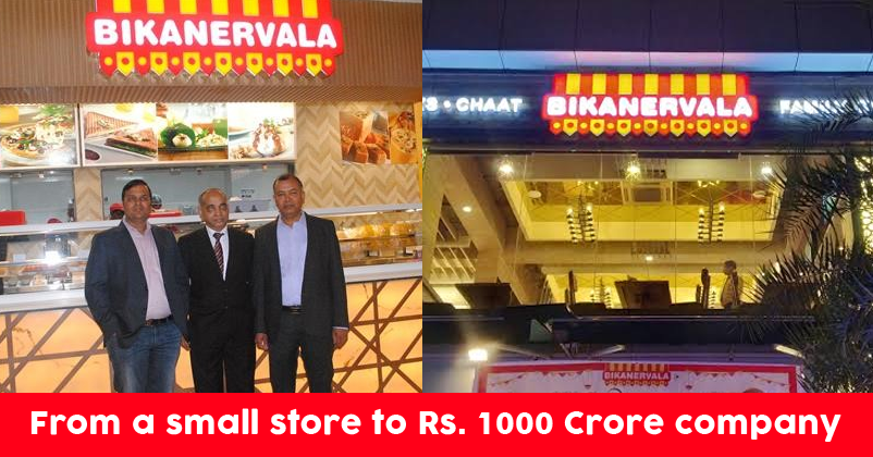From Streets To A 1000-Crore Company: The Inspiring Success Story Of Bikanervala