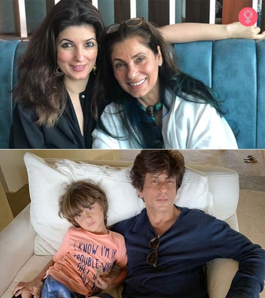Bollywood Celebrities Who Look Exactly Like Their Parents