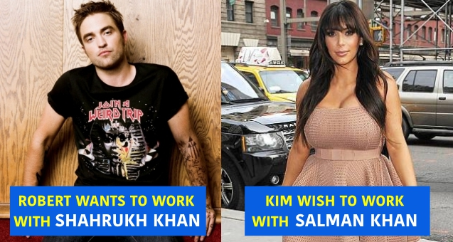 8 Hollywood Actors Who Want To Work With Indian Actors