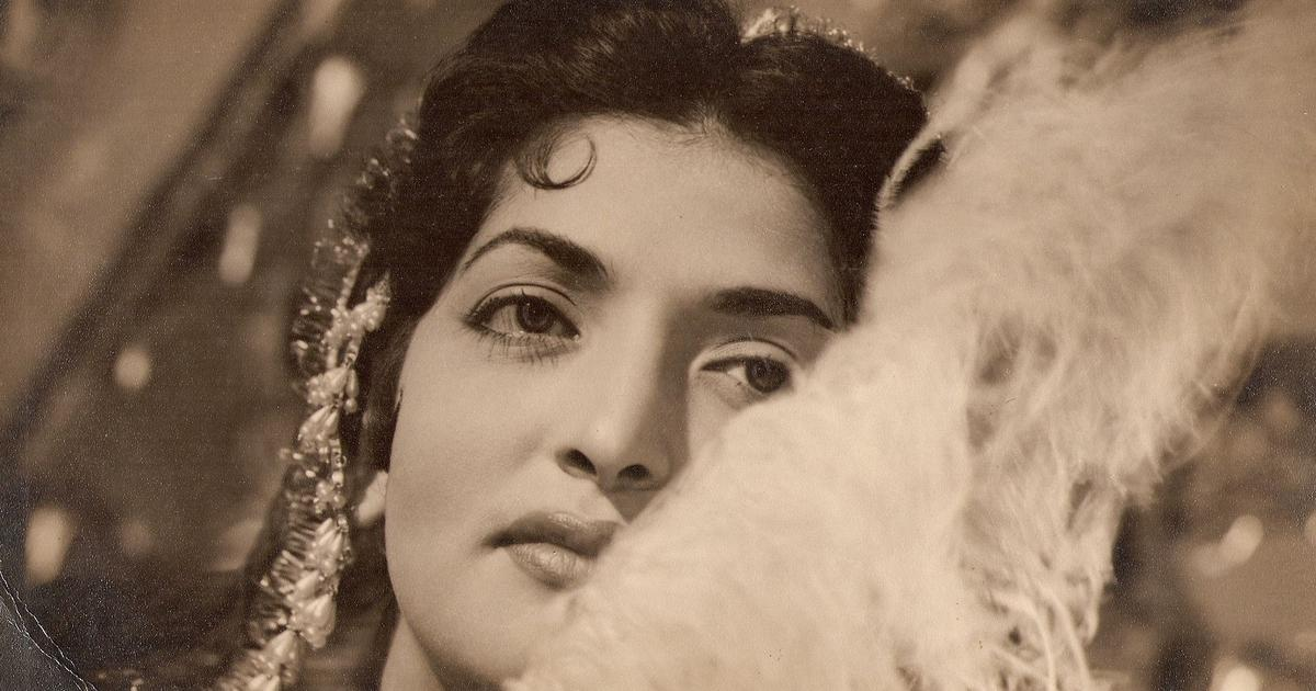 How my mother almost became Anarkali: poet Sophia Naz writes her mother Shehnaz's biography