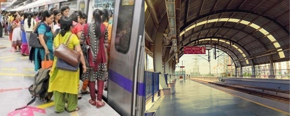 6 Annoying Things Women Need To Stop Doing In Delhi Metro!