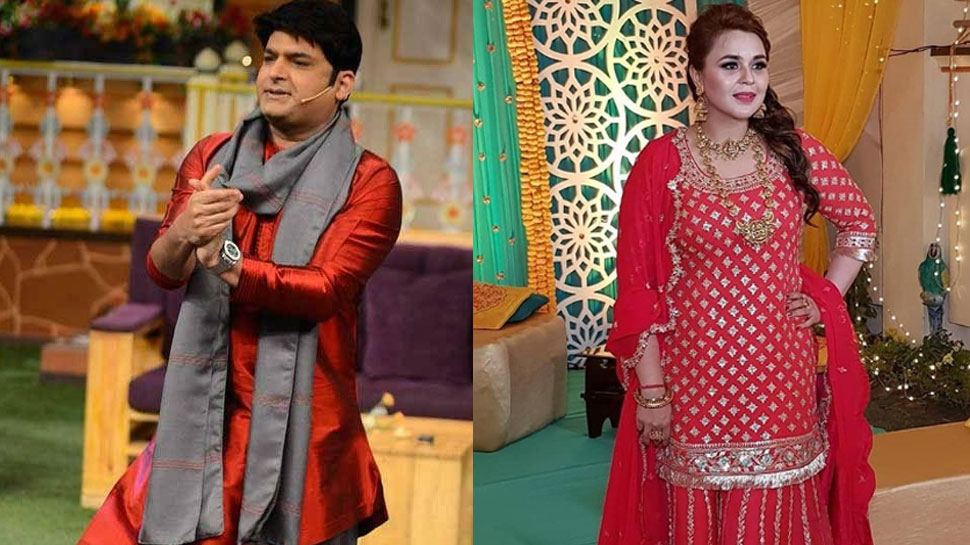 Good News! Kapil Sharma-Ginni Chatrath blessed with a baby girl