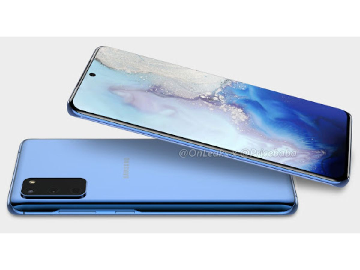 This may be Samsung's answer to Apple iPhone 11