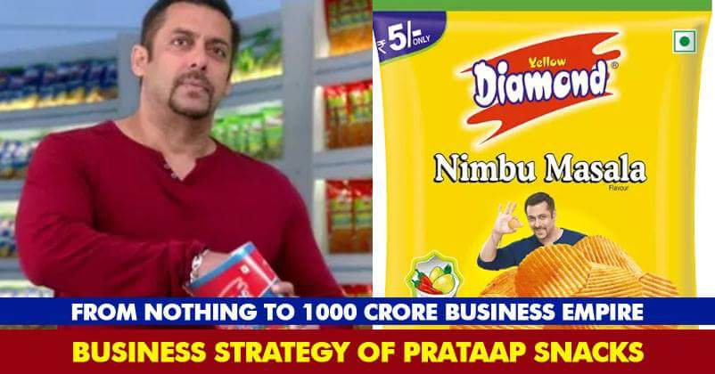 Marketing Strategies That Helped Prataap Snacks To Become A Rs 1000 Crore Company