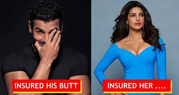 12 Bollywood Celebrities Who Have Insured Their Body Parts!