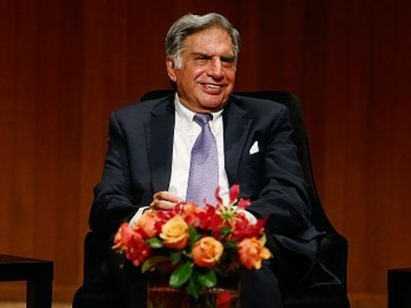 Throwback to when Ratan Tata moved Starbucks CEO to tears