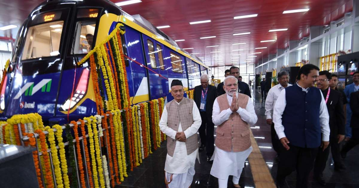 Mumbai gets first Make-in-India metro coach where you can even carry bicycles. See pics