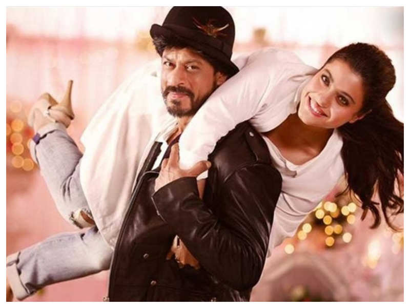 Would Kajol have married Shah Rukh Khan if she hadn't met Ajay Devgn? Her sassy reply will bowl you over!